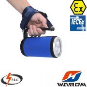 چراغ قوه ضد انفجار LED